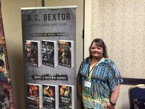 Finally got to meet AC Bextor what a awesome lady.