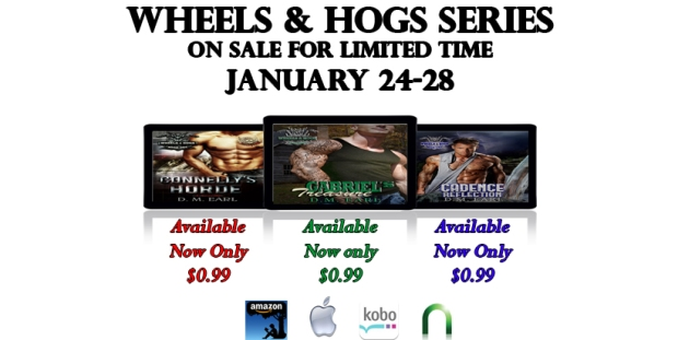 Wheels & Hogs Sale January 24-28