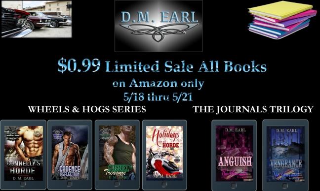 DM Earl's Book Signing Pricelist 5.8.16