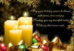 Holiday Quotes Christmas Blessing Quotesgram - Best Christmas Accessories